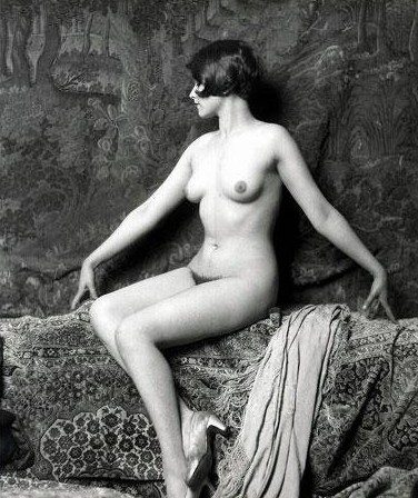 Фото красивых голых девушек ретро 50415 фотография